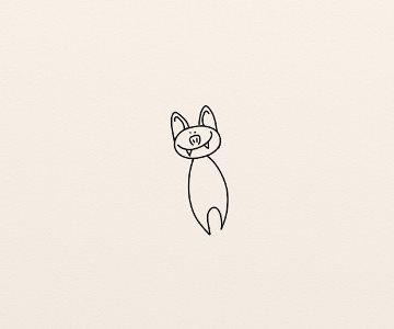 Cum Se Deseneaza Un Liliac By Oana