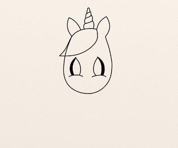 Cum Se Deseneaza Un Unicorn By Oana