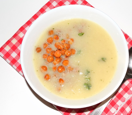 Supa crema de conopida
